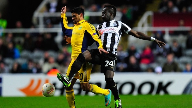 Metalist and Newcastle seek breakthrough