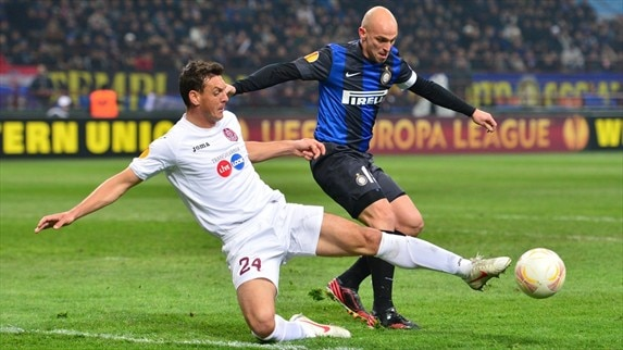 CFR Cluj vs Inter Milan