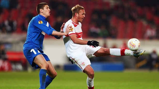 Genk gear up for Stuttgart decider