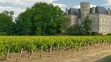 Château and vineyard in Margaux, Bordeaux