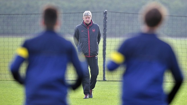 Wenger demands 'mental strength' to beat Bayern