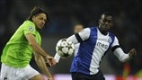 Porto 1-0 Málaga: the story in photos