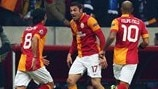 Galatasaray 1-1 Schalke: the story in photos