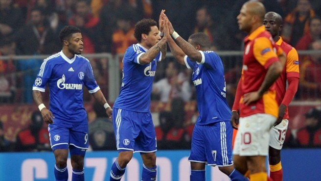 Schalke reaction