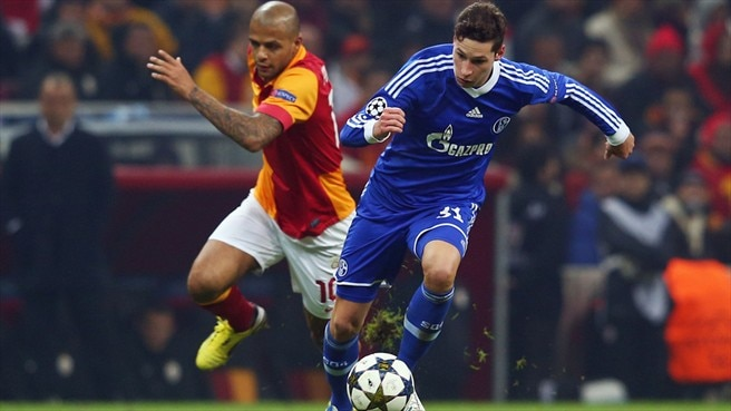 Match facts: Schalke v Galatasaray