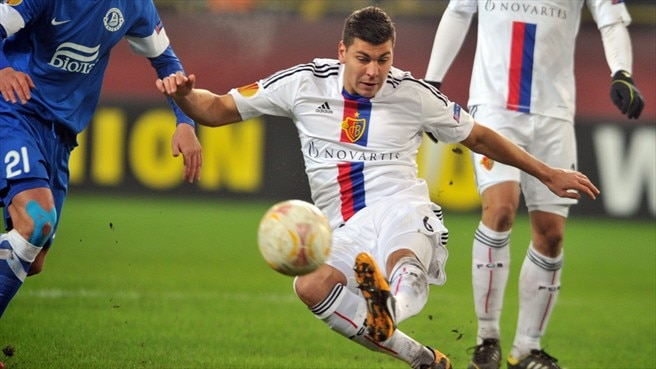 Dragovic heads to Dynamo Kyiv