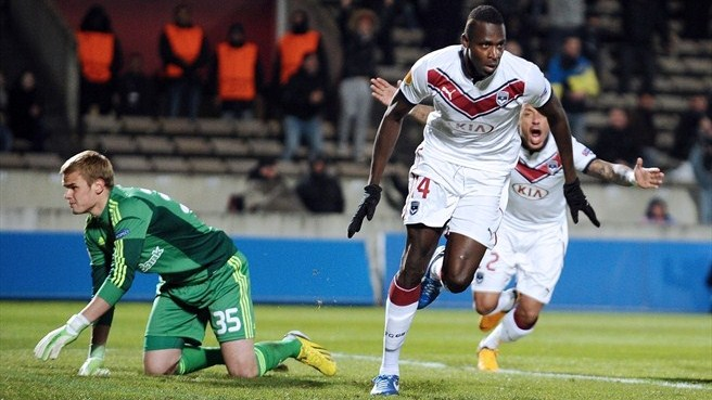 Bordeaux hold firm to prevail against Dynamo