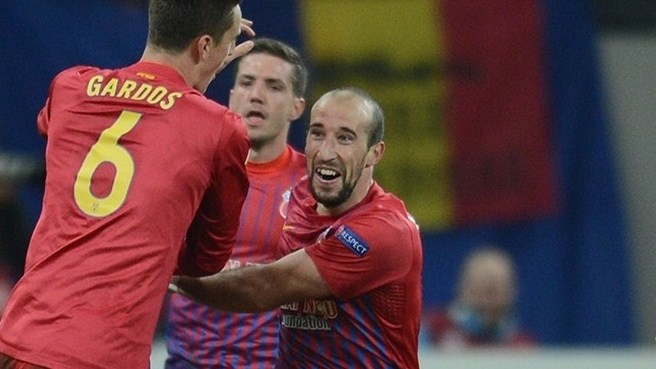 Steaua hero itching to take on Chelsea