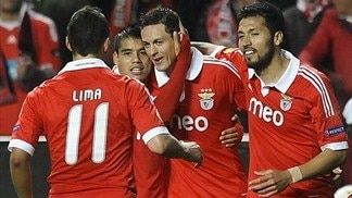 Stylish Benfica put an end to Leverkusen