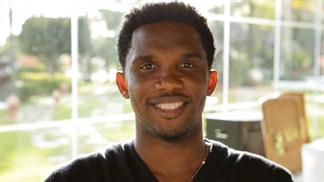 Ninety-nine and counting for Anji forward Eto'o