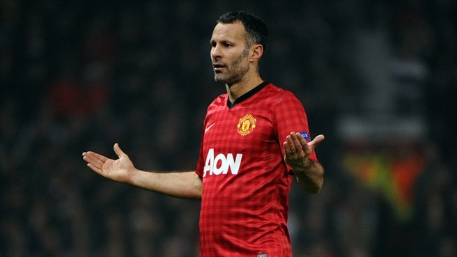 Ryan Giggs (Manchester United FC)