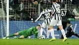 Juventus 2-0 Celtic: the story in photos
