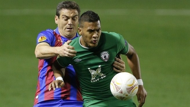 Levante find no way past rigid Rubin