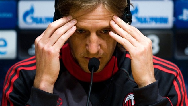 Ambrosini ready for Milan's test of character