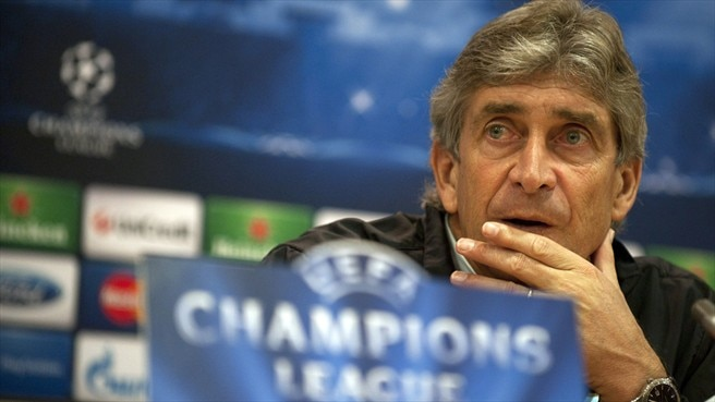 Pellegrini implores Málaga to maintain patience