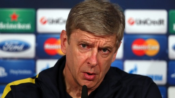 Press conference: Arsène Wenger and Thomas Vermaelen (Arsenal)