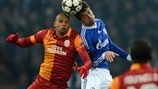 Schalke 2-3 Galatasaray: the story in photos