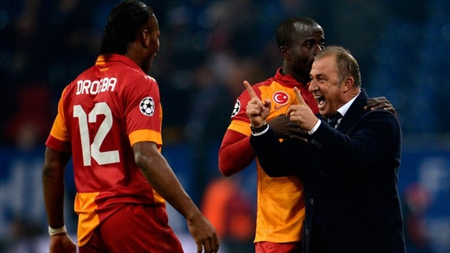 'Excellent' Galatasaray get Terim endorsement