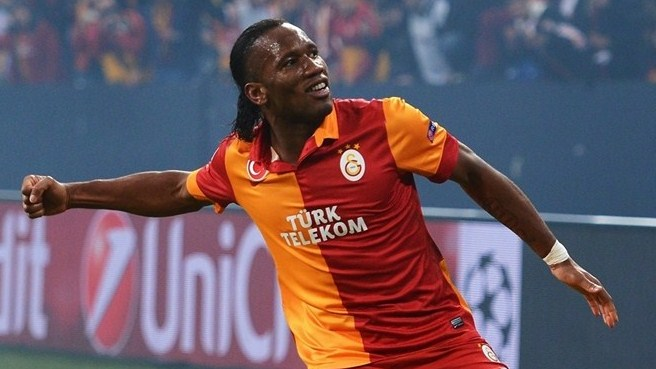 Drogba wins Super Cup for Galatasaray