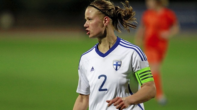 Devastated Saari out for Finland