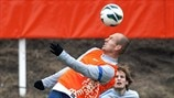 Arjen Robben & Daley Blind (Netherlands)