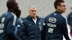 Deschamps, Ohana and St. George's Park