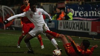 Zaha inspires England against Romania