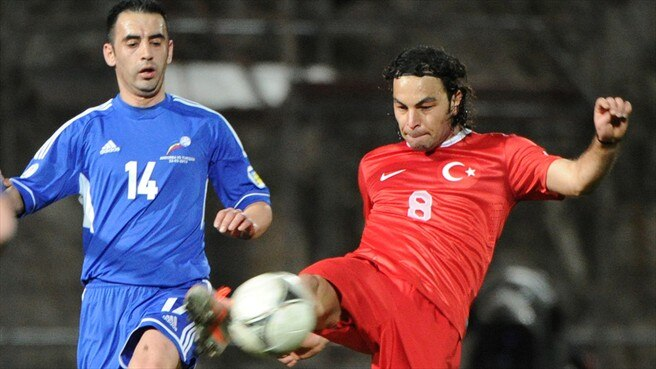 Edu Peppe (Andorra) & Selçuk İnan (Turkey)