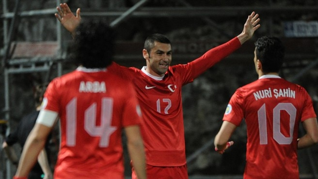 Turkey labour to Andorra victory