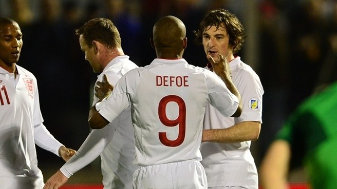 Eight-goal England enjoy stroll in San Marino