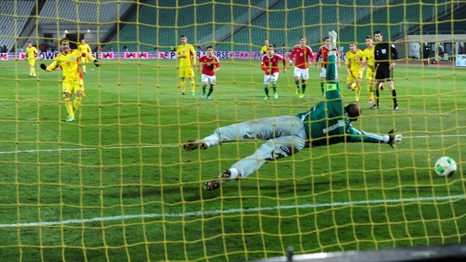 Chipciu salvages Romania draw in Hungary