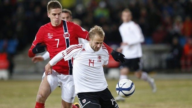 Groven injury means Henriksen's Norway return