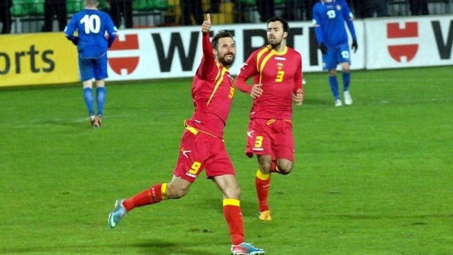 Montenegro eke out Moldova win