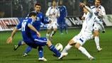 Sokratis Papastathopoulous (Greece) & Vedad Ibišević (Bosnia and Herzegovina)