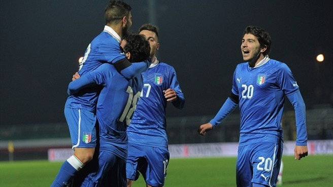 Immobile and Insigne fire Italy past Russia