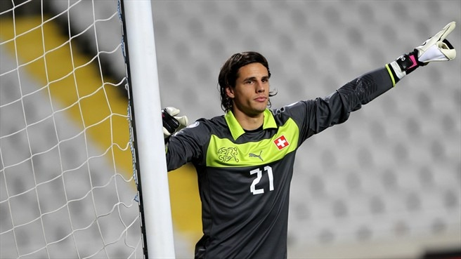 Yann Sommer (Switzerland)