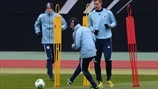 Sven Bender, Philipp Lahm & Per Mertesacker (Germany)