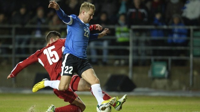 Estonia see off Andorra again