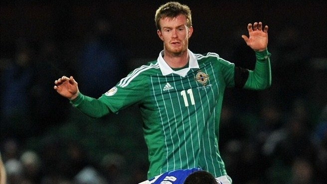 Chris Brunt (Northern Ireland)