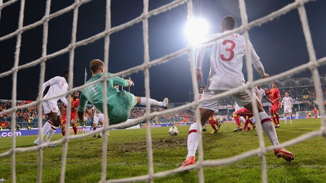 Montenegro take pride in defying England