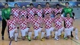 Croatia line-up
