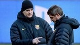 Vilanova back for Barça's PSG assignment