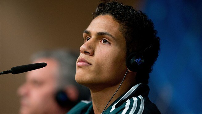 Raphaël Varane (Real Madrid CF)