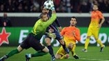 PSG 2-2 Barcelona: the story in photos