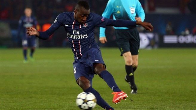 Blaise Matuidi (Paris Saint-Germain FC)