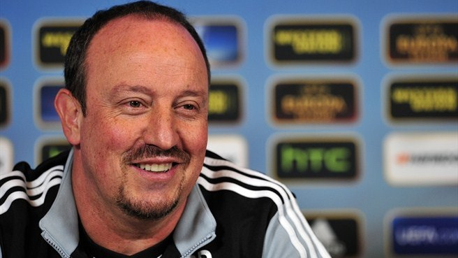 Chelsea congestion no problem for Benítez