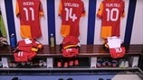 Galatasaray AŞ dressing room