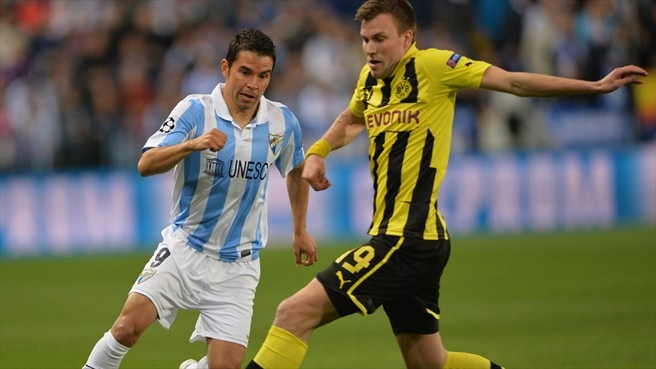 All to play for for Málaga and Dortmund