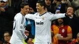 Real Madrid 3-0 Galatasaray: the story in photos