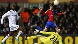 Sommer smiles as Spurs give Basel credit